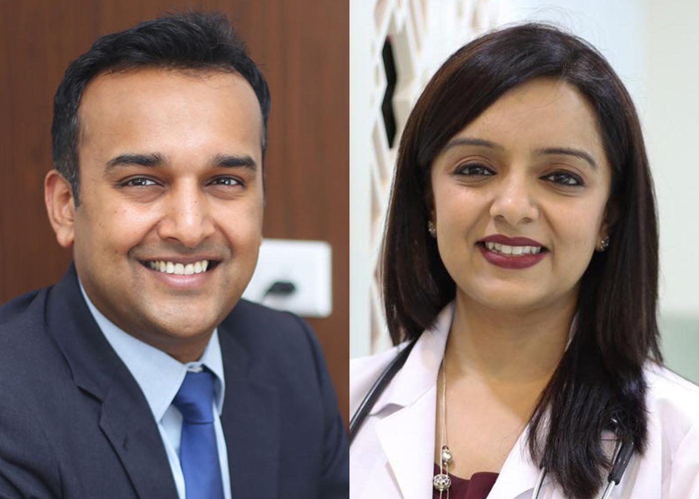 Dr. Sameer Gupta & Dr. Sonia Lal Gupta